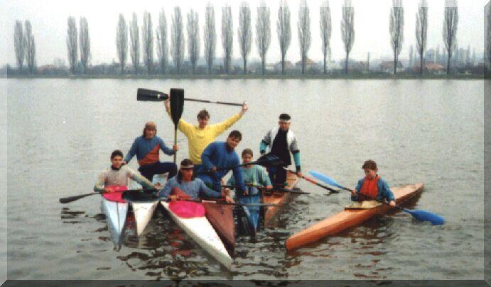 Sezóna 1996 - KRK Nováky