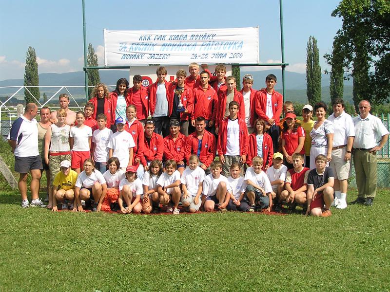 Sezóna 2006 - KRK Nováky