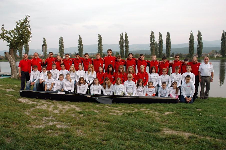 Sezóna 2007 - KRK Nováky