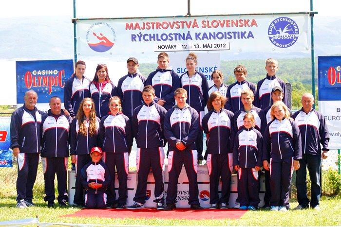 Sezóna 2012 - KRK Nováky