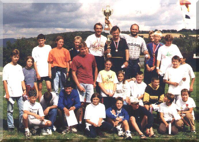 Sezóna 1998 - KRK Nováky