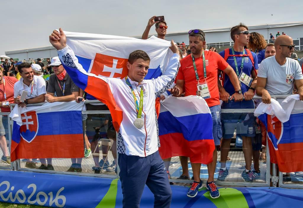 Denis Myšák (Foto: Slovenský olympijský tím)