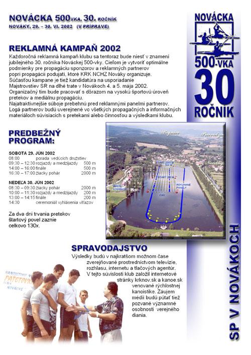 Profil klubu 2001/2002, strana 9