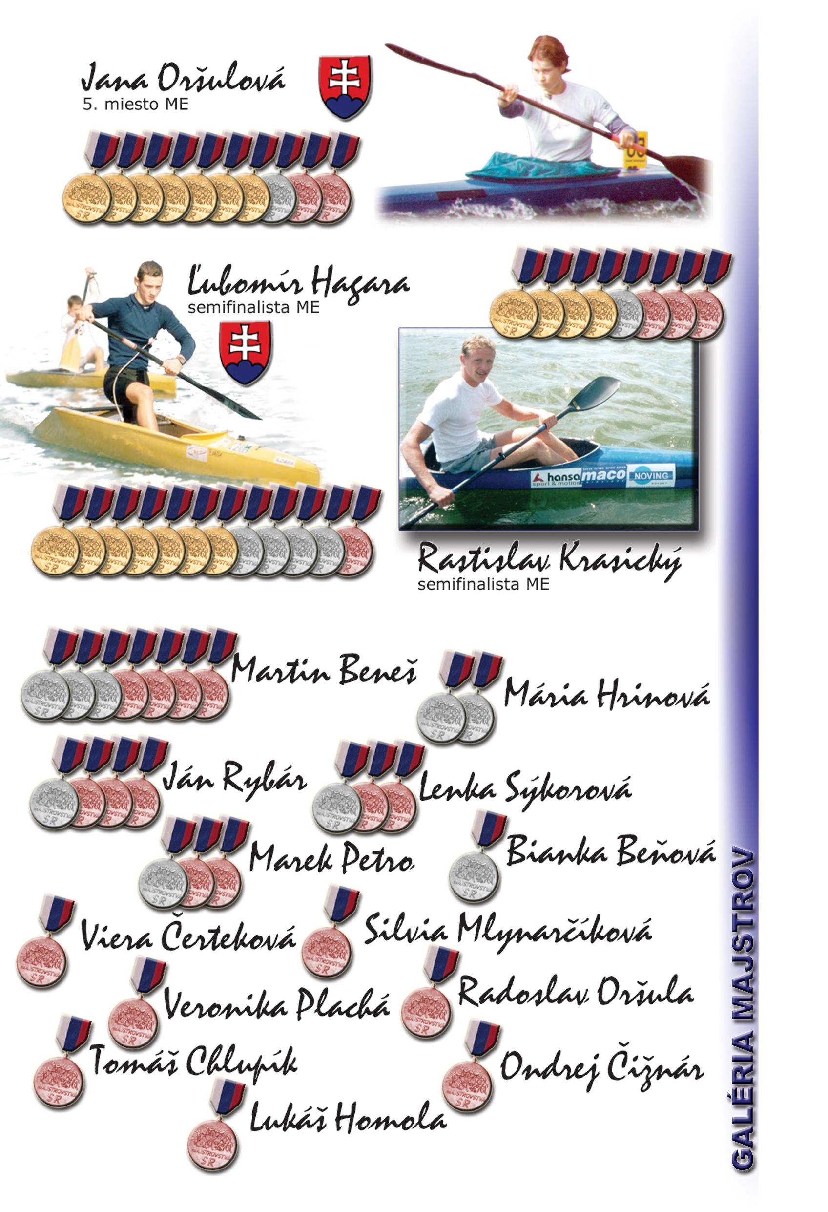 Profil klubu 2002/2003, strana 5