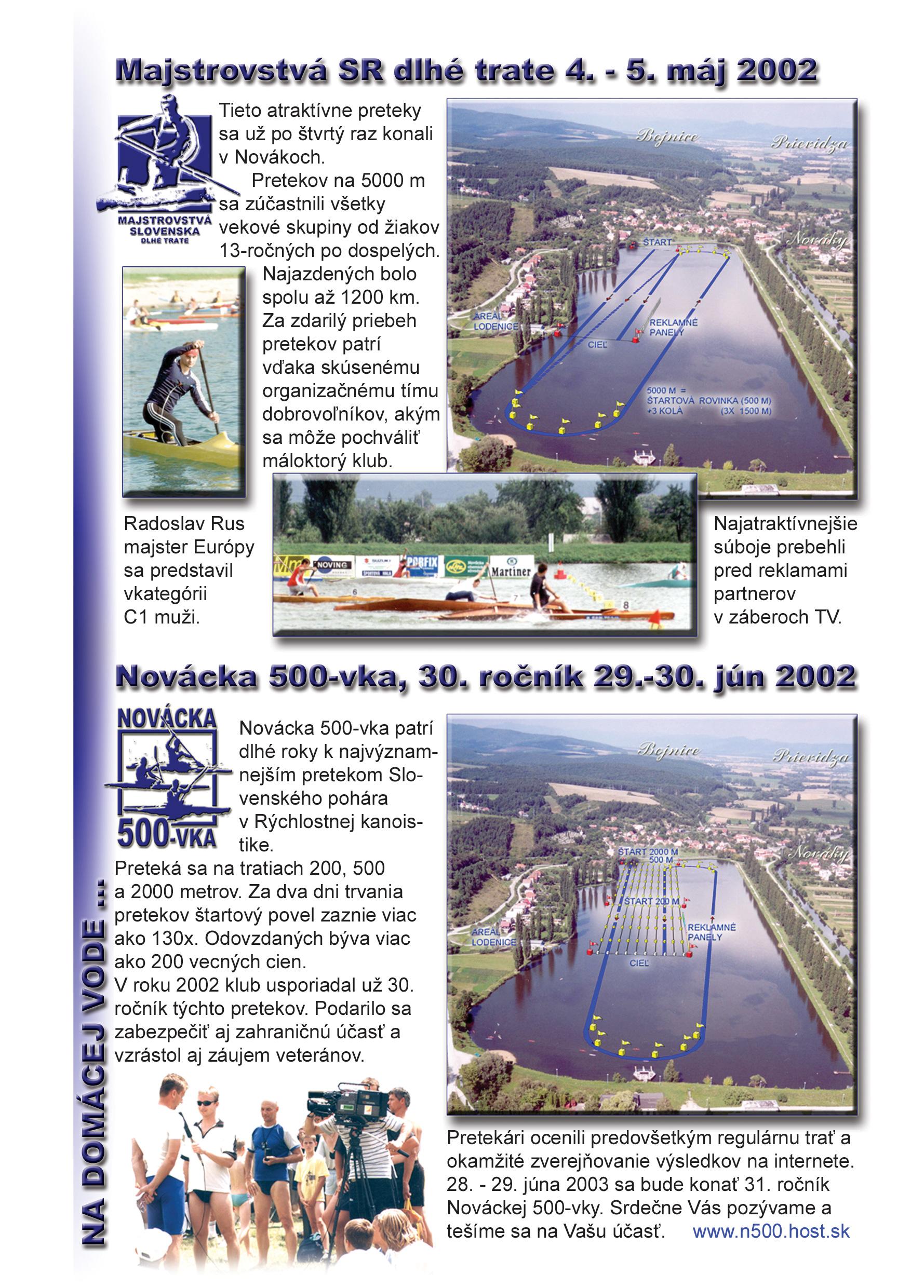 Profil klubu 2002/2003, strana 6