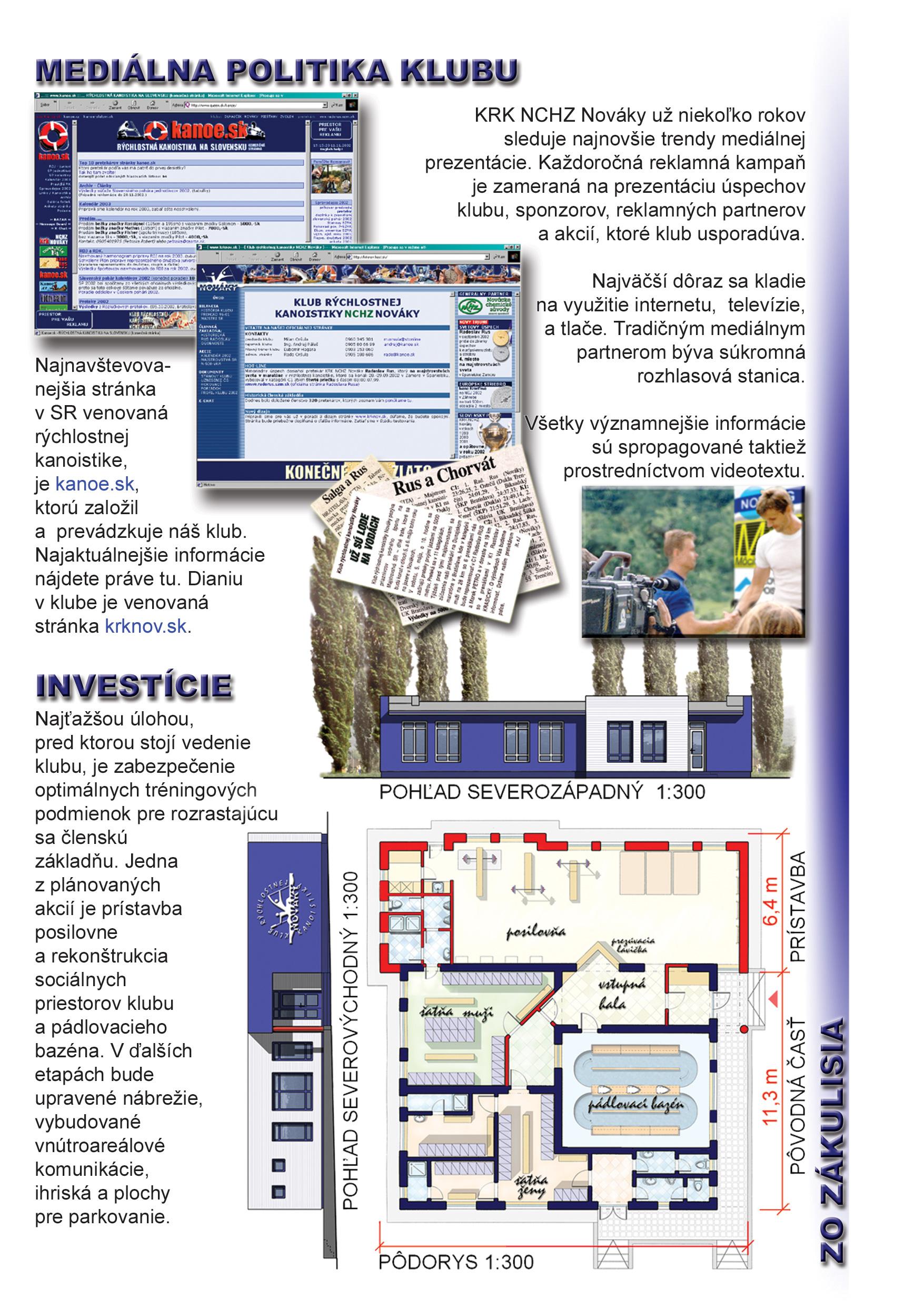 Profil klubu 2002/2003, strana 7