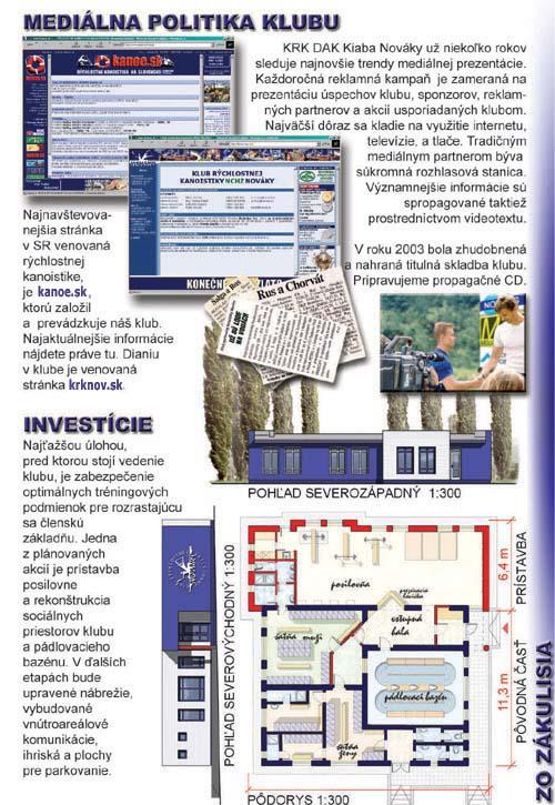 Profil klubu 2003/2004, strana 7