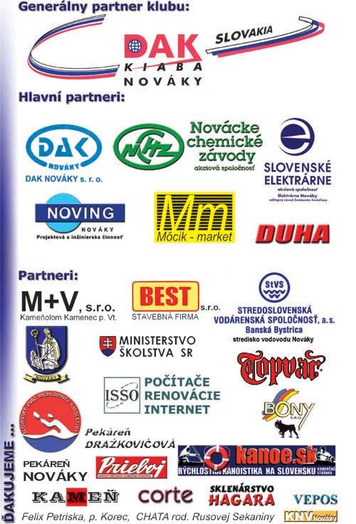 Profil klubu 2003/2004, strana 8