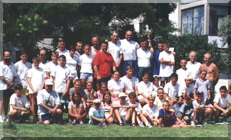 Sezóna 2000 - KRK Nováky