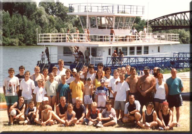 Sezóna 2001 - KRK Nováky